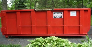roll-off containers MA